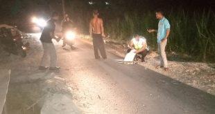 Laka Maut Xenia vs Motor Tewaskan Tiga Pelajar di Bungo